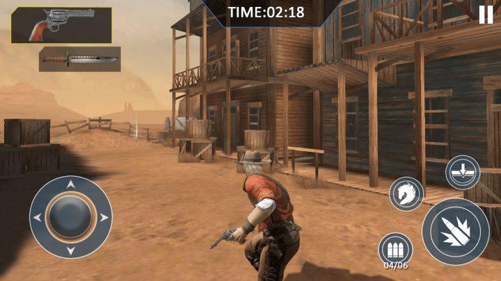 Cowboy Hunting: Gun Shooter 5.1.0 دانلود بازی غرب وحشی اندروید