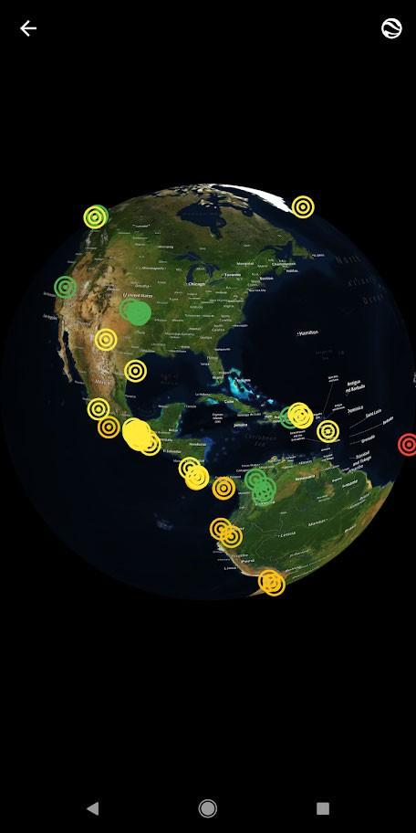 EarthQuake PRO 10.3.1 دانلود برنامه هشدار زلزله اندروید