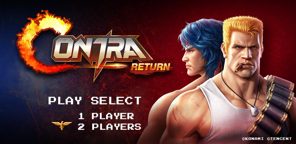 Garena Contra Return 1.13.58.0113 دانلود بازی گارنا کنترا بازگشت