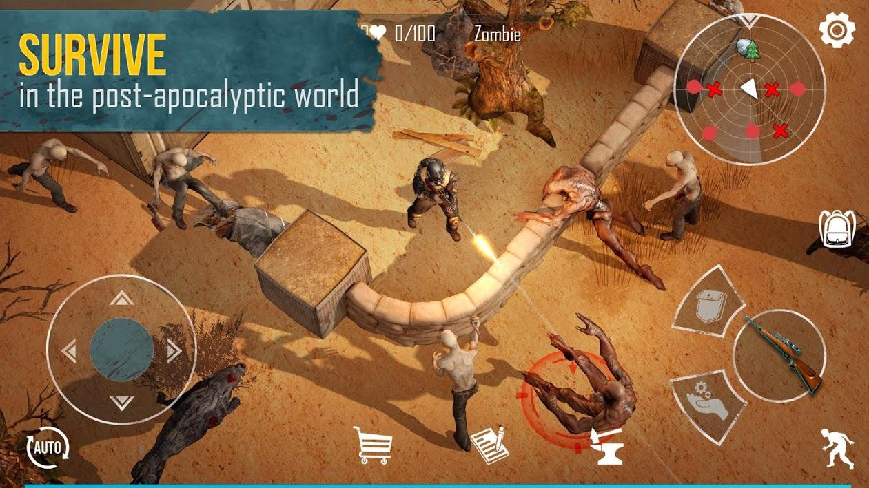 دانلود Live or Die: Survival Pro 0.2.454 – بازی بقا زندگی یا مرگ اندروید + مود