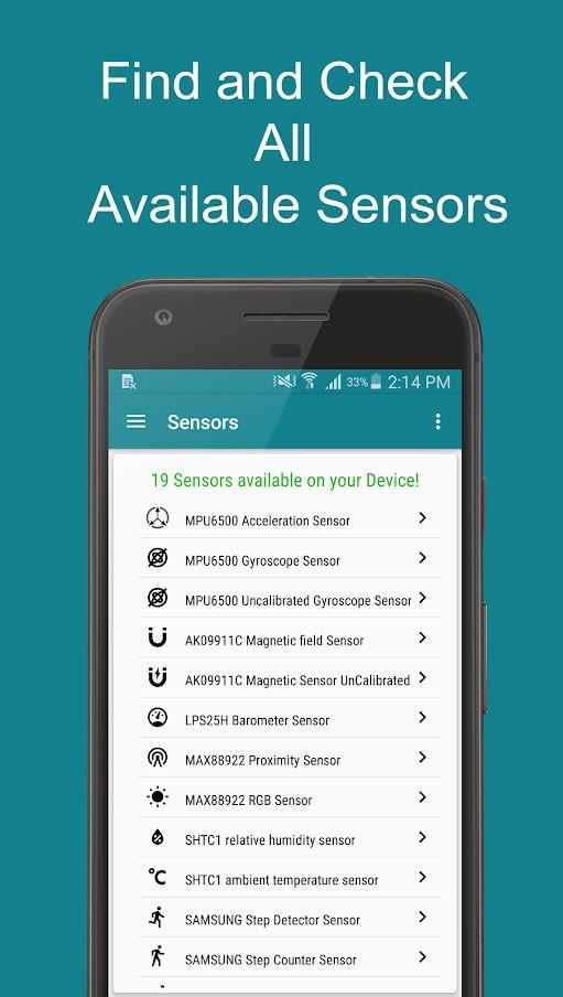 My Device Pro 1.2 دانلود برنامه اطلاعات سخت افزاری گوشی اندروید