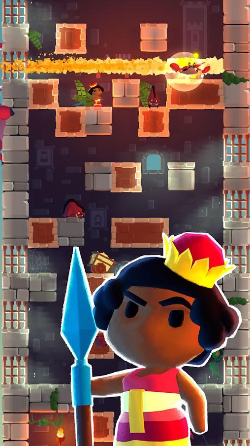 دانلود Once Upon a Tower 24 بازی فرار از برج اندروید + مود