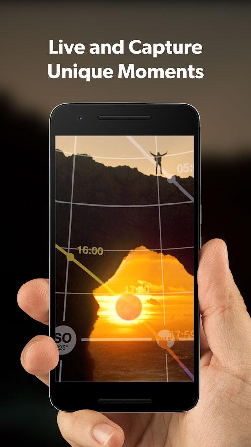 PhotoPills 1.5.2 دانلود برنامه عکاسی در بهترین زمان ها اندروید