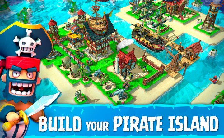 Plunder Pirates 3.4.0 دانلود بازی دزدان دریایی غارتگر اندروید + دیتا