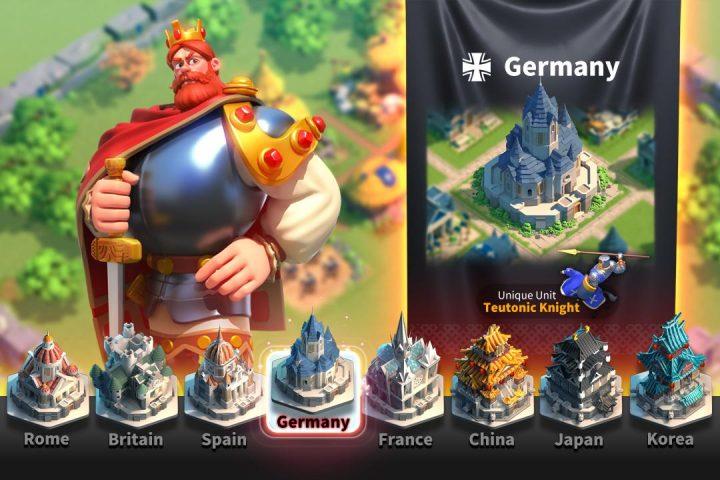 دانلود Rise of Kingdoms 1.0.34.16 بازی ظهور تمدن ها اندروید