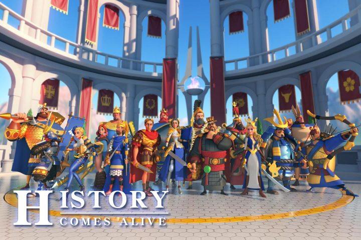 دانلود Rise of Kingdoms 1.0.29.17 – بازی ظهور تمدن ها اندروید