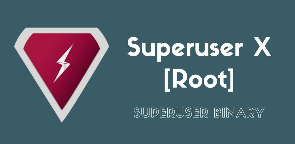 Superuser X Pro [Root] L 109 اعطای سوپریوزر به برنامه های اندروید