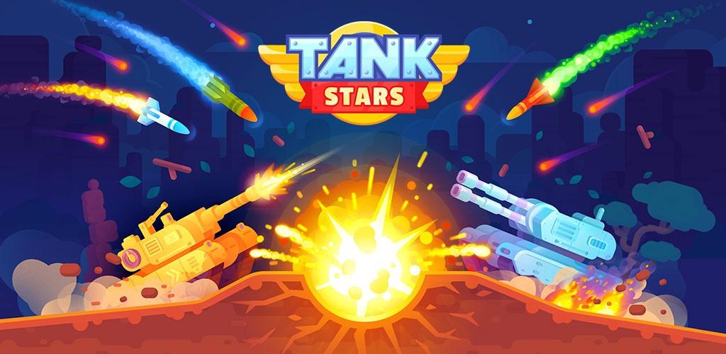 دانلود Tank Stars 1.5.4 بازی نبرد تانک ها اندروید + مود
