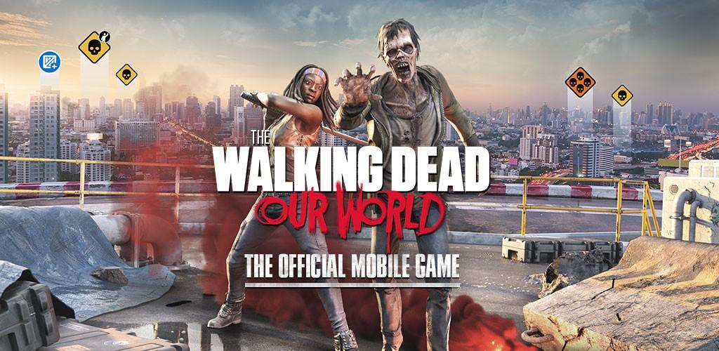The Walking Dead: Our World 7.3.1.2 دانلود بازی مردگان متحرک دنیای ما + مود