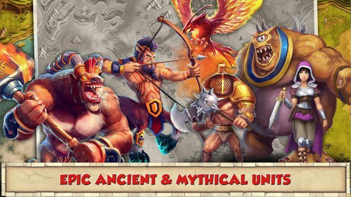 Total Conquest 2.1.2m دانلود بازی حکومت امپراتوری روم اندروید