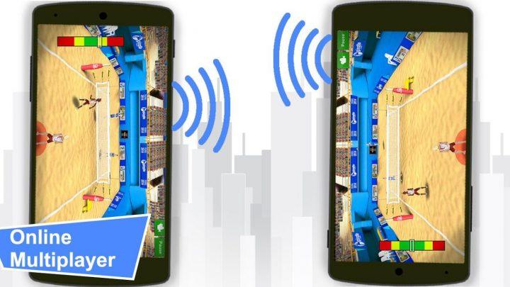 Volleyball Champions 3D 7.1 دانلود بازی والیبال حرفه ای اندروید + مود