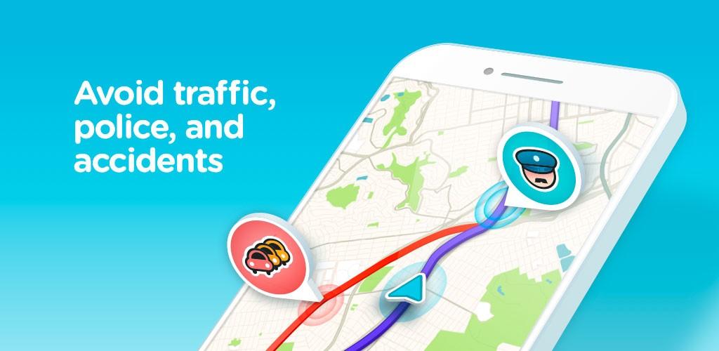 دانلود ویز اصلی Waze 4.73.0.3 Final برنامه مسیریاب اندروید