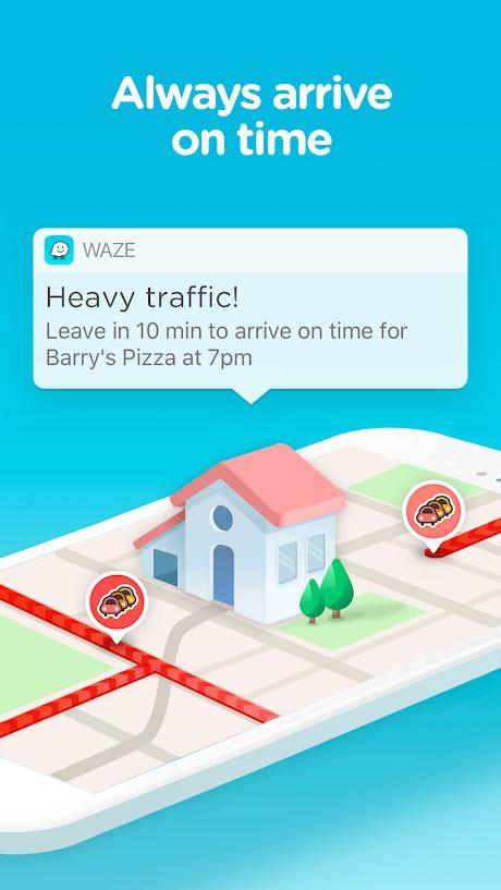 Waze 4.48.0.4 Final دانلود برنامه مسیریاب ویز اصلی خارجی