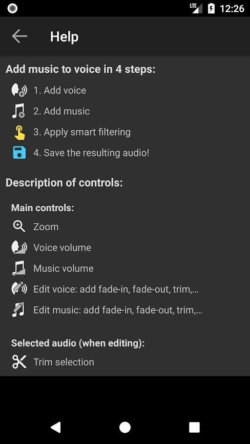 Add Music to Voice Premium 1.6 دانلود نرم افزار گذاشتن آهنگ روی صدا