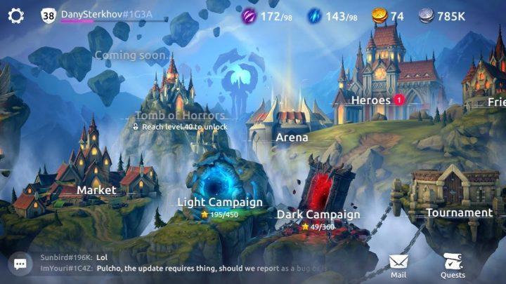 دانلود Age of Magic 1.37.2 – بازی عصر جادو برای اندروید