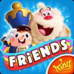 دانلود Candy Crush Friends Saga 1.50.3 بازی دوستان کندی کراش اندروید + مود