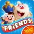 Candy Crush Friends Saga 1.19.5 دانلود بازی دوستان کندی کراش اندروید + مود