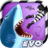 دانلود Hungry Shark Evolution 8.1.0 بازی کوسه گرسنه اندروید + مود