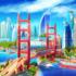 دانلود Megapolis 5.61 بازی ساخت کلان شهرها اندروید