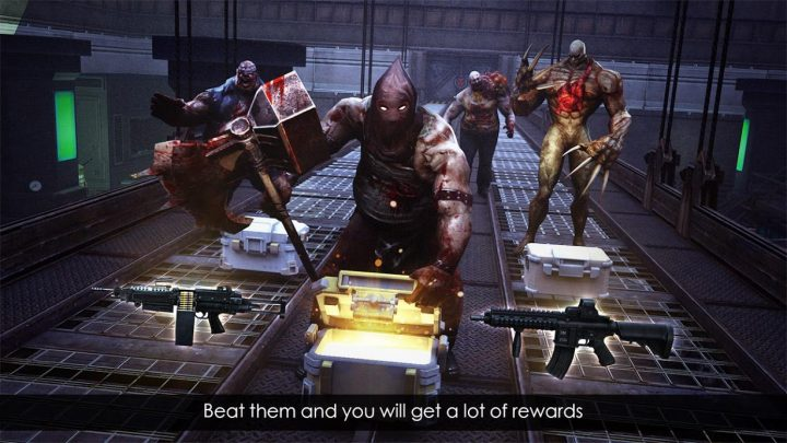 Death Invasion : Survival 1.0.23 دانلود بازی اکشن تهاجم مرگ + مود
