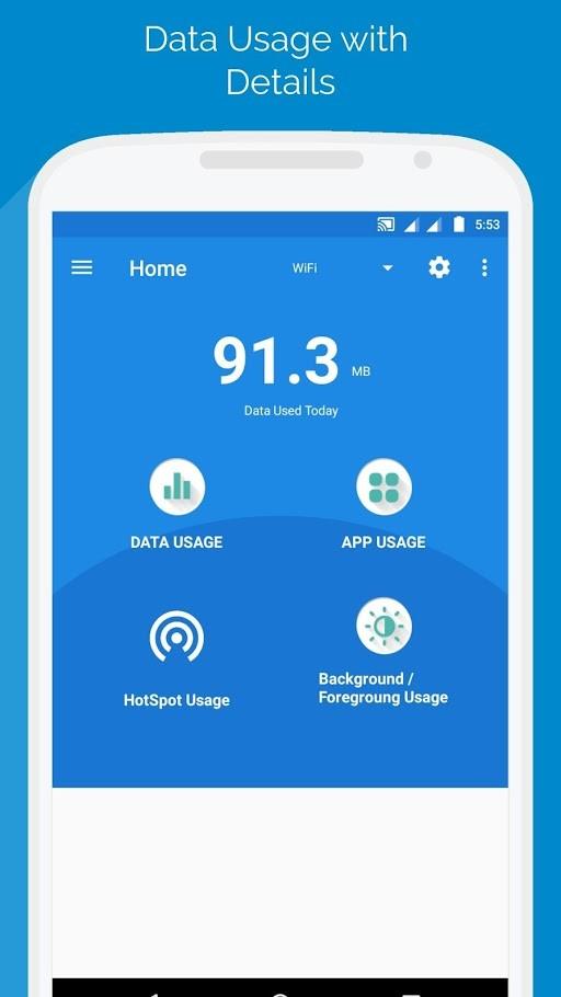 Internet Speed Meter Premium 2.3.5 نمایش سرعت اینترنت در نوار وضعیت