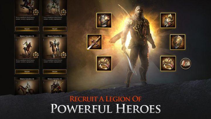دانلود Iron Throne 4.2.10 بازی تاج و تخت آهنین اندروید