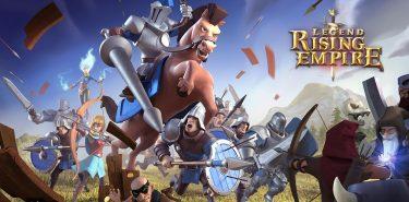 Legend: Rising Empire 1.5.39 دانلود بازی افسانه توسعه امپراطوری + دیتا