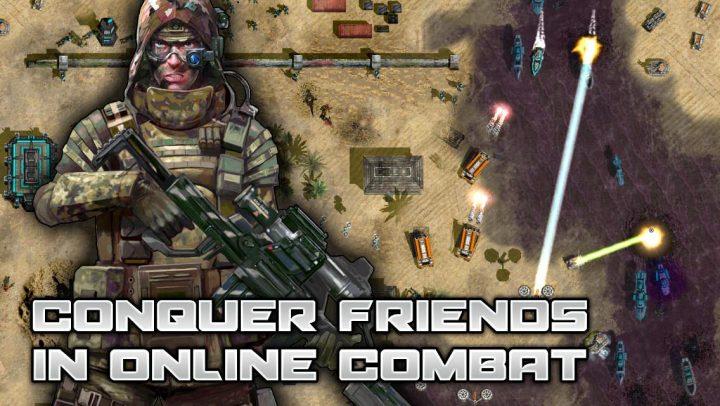 Machines at War 3 RTS 1.0.11 دانلود بازی ماشین جنگی 3 اندروید