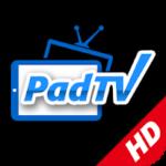 PadTV HD 3.0.0.20 دانلود نرم افزار گیرنده تلویزیون دیجیتال اندروید
