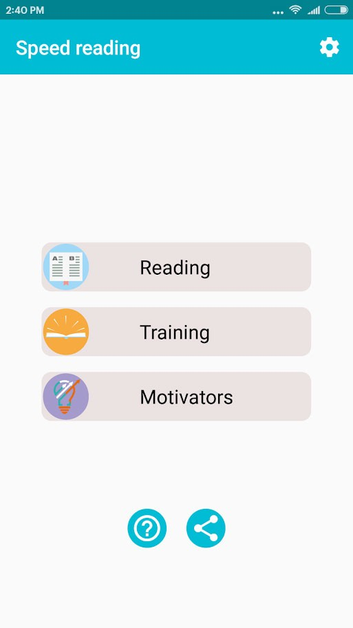 Speed Reading Premium 3.2.1 دانلود نرم افزار تندخوانی اندروید
