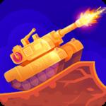 دانلود Tank Stars 1.4.8 بازی نبرد تانک ها اندروید + مود