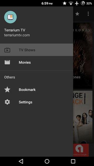 Terrarium TV Premium 1.9.10 اپلیکیشن دانلود رایگان فیلم و سریال