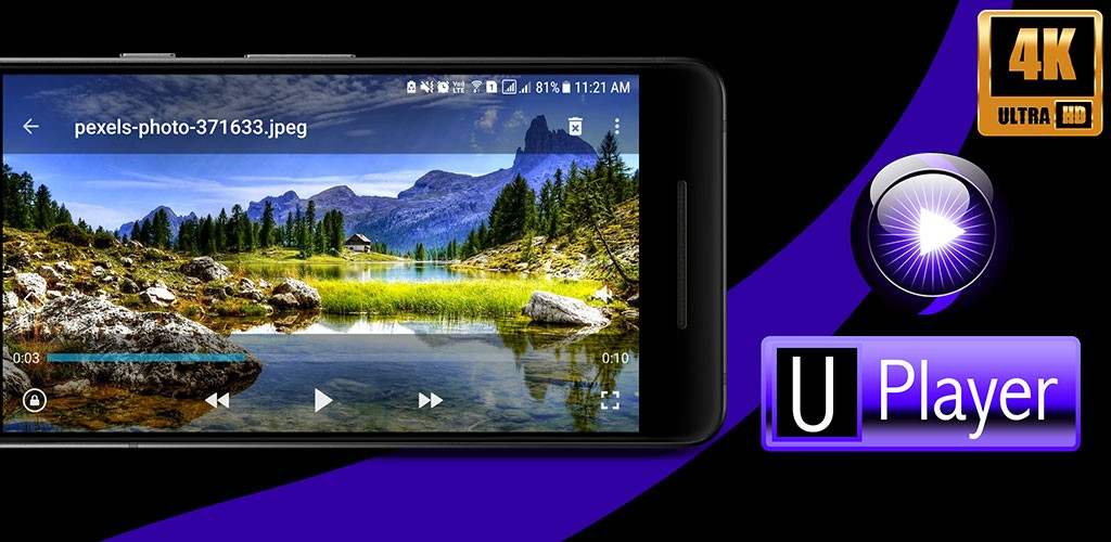 دانلود Video Player All Format Pro 1.6.9 پخش تمام فرمت های فیلم در اندروید