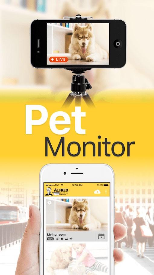 Alfred Home Security Camera Premium 4.1.12 تبدیل گوشی قدیمی به دوربین مدار بسته