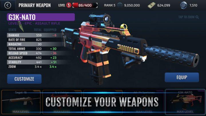 دانلود Armed Heist 2.1.0 بازی سرقت مسلحانه اندروید + مود