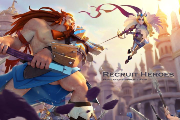 Art of Conquest 1.20.38 دانلود بازی استراتژیک هنر فتح اندروید