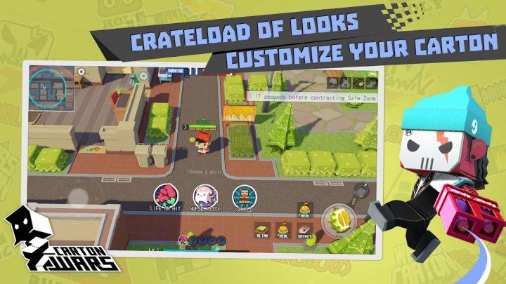 Cardboard Clash 1.1.21 دانلود بازی جنگ های مقوایی اندروید