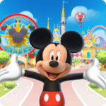 دانلود Disney Magic Kingdoms 4.4.0g بازی پادشاهی جادویی دیزنی اندروید