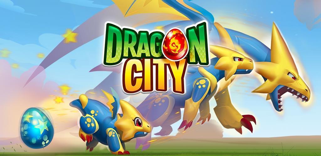 Dragon City 9.6.3 دانلود بازی دراگون سیتی شهر اژدها اندروید