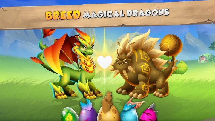 دانلود Dragon City 9.10.2 بازی دراگون سیتی شهر اژدها اندروید