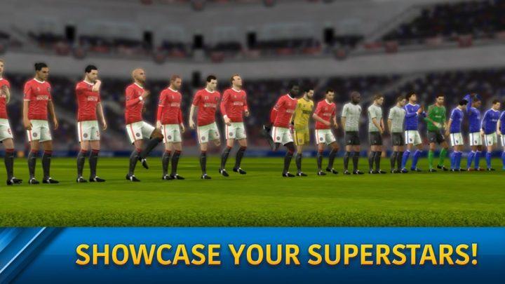 دانلود Dream League Soccer 6.13 بازی فوتبال دریم لیگ اندروید + مود