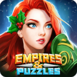 Empires & Puzzles 21.0.0 دانلود بازی امپراطوری ها و معماها اندروید + مود