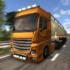 Euro Truck Driver 3.1 دانلود بازی شبیه ساز رانندگی کامیون اندروید + مود
