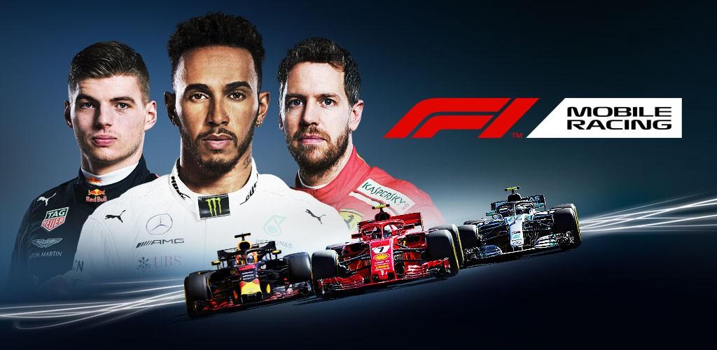 دانلود F1 Mobile Racing 3.0.24 بازی مسابقه فرمول یک اندروید + مود