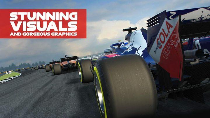 دانلود F1 Mobile Racing 2.0.26 بازی مسابقه فرمول یک اندروید + مود