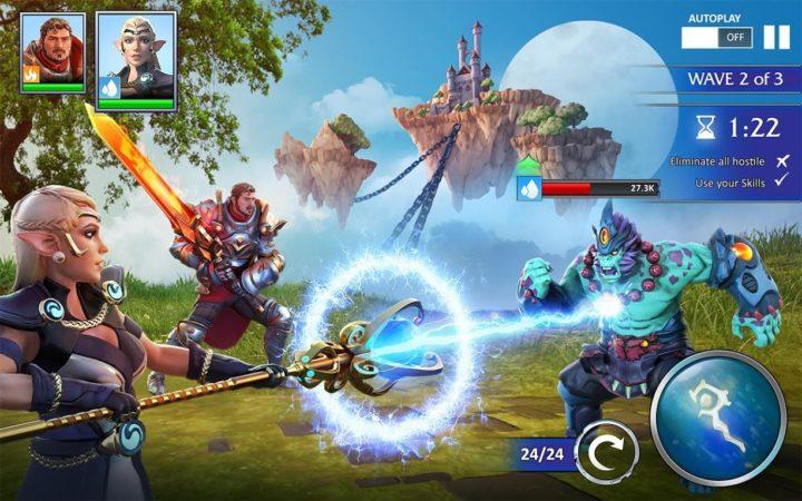 دانلود Forged Fantasy 1.7.2 بازی رویای ساختگی اندروید