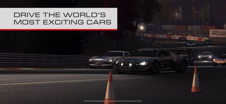 GRID Autosport 1.4.2 دانلود بازی ماشین با کیفیت کنسول برای اندروید