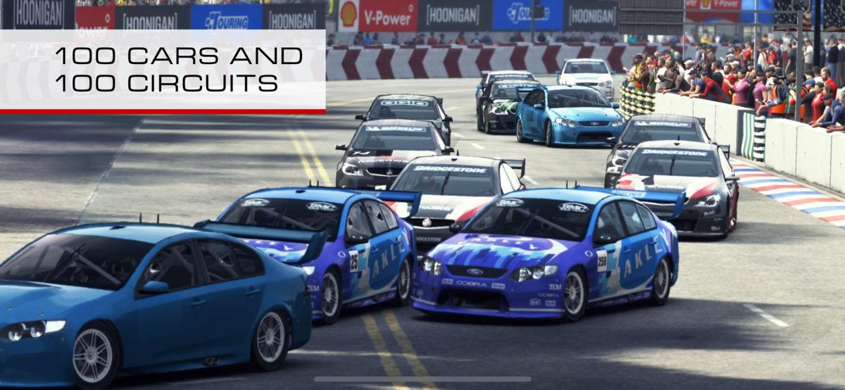 دانلود GRID Autosport 1.6RC9 بازی ماشین با کیفیت کنسول برای اندروید