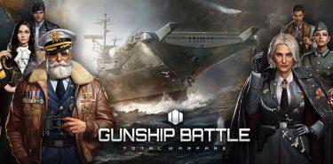 دانلود Gunship Battle Total Warfare 3.8.7 بازی هواپیما جنگی اندروید