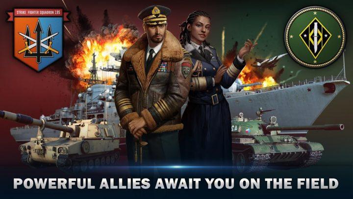 دانلود بازی Gunship Battle Total Warfare 3.4.3 هواپیما جنگی اندروید